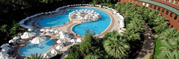 Einen Eindruck von Delphin Deluxe Resort