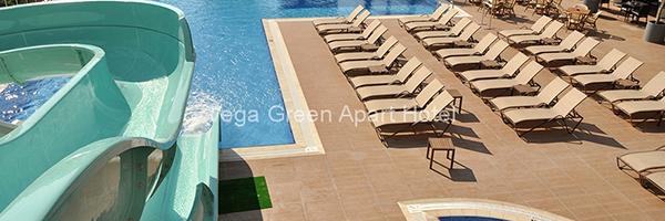 Een impressie van Vega Green