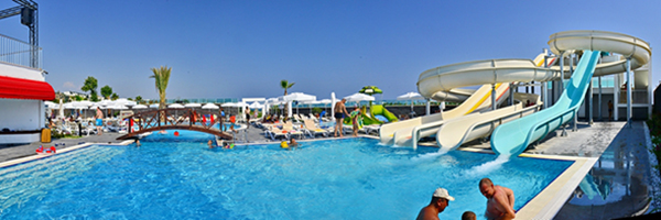 Einen Eindruck von White City Resort