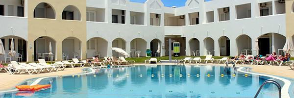 Een impressie van Natura Algarve Club