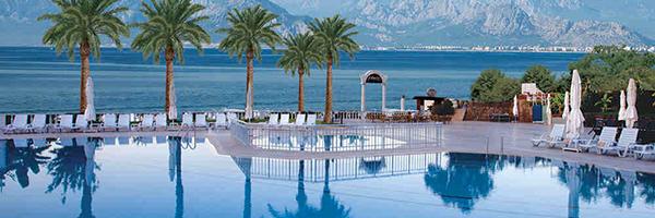 Een impressie van Antalya Adonis