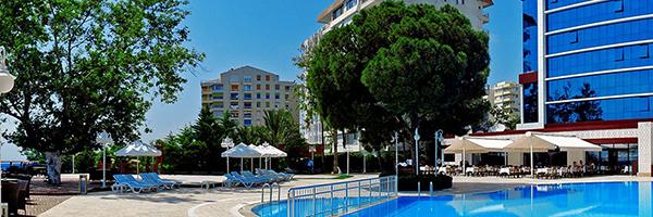Een impressie van Oz Antalya Resort & Spa