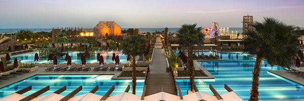 Einen Eindruck von Aska Lara Resort & Spa