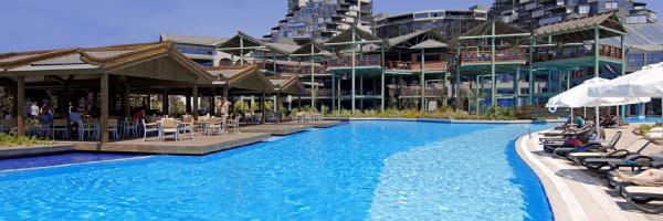 Een impressie van Limak Lara Deluxe Resort
