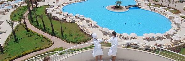 Einen Eindruck von Miracle Resort