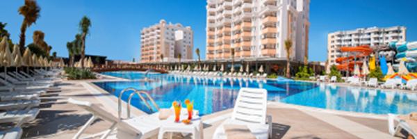 Einen Eindruck von Ramada Resort Lara