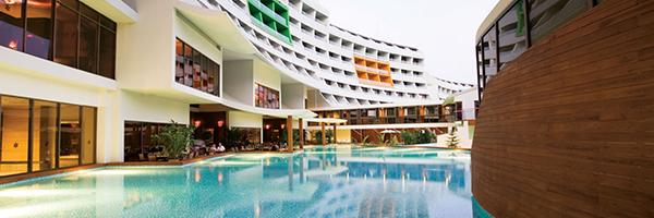 Een impressie van Cornelia Diamond Golf Resort & Spa