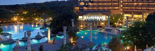 Een impressie van Xanadu Resort