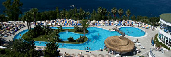 Een impressie van Bodrum Holiday Resort