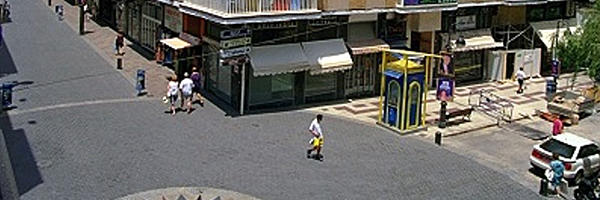 Een impressie van Avenida