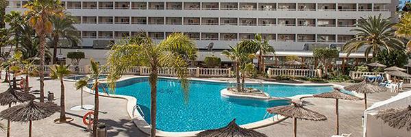Een impressie van Poseidon Resort