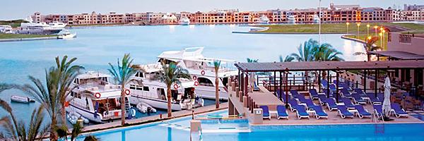 Einen Eindruck von Marina Lodge at Port Ghalib