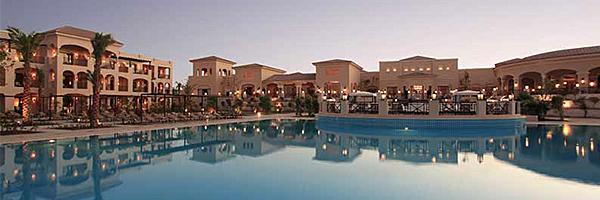 Et indtryk af Jaz Aquamarine Resort
