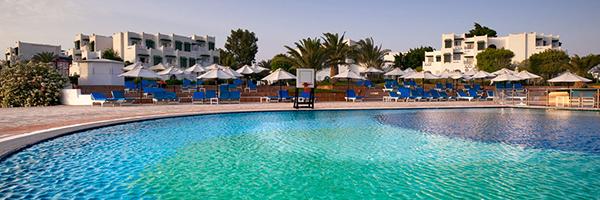 Een impressie van Mercure Hurghada