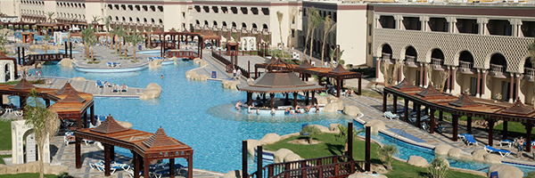 Een impressie van Sunrise Select Mamlouk Palace Resort & Spa