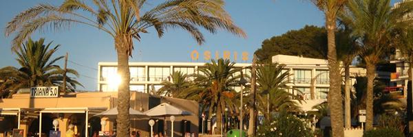 Een impressie van Osiris Ibiza
