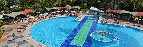 Een impressie van Queen's Park Le Jardin Resort