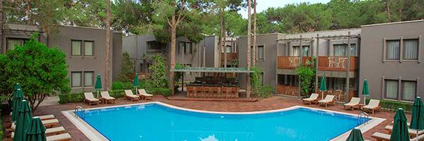 Een impressie van Paloma Foresta Resort & Spa