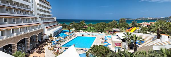 Een impressie van Batihan Beach Resort