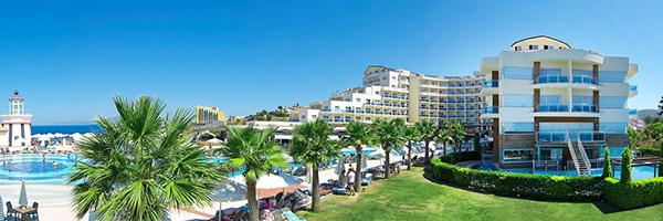 Een impressie van Sealight Resort