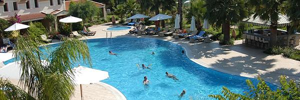 Een impressie van Dalyan Resort