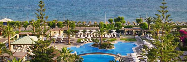 Een impressie van Sheraton Rhodes Resort