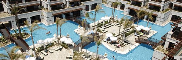Een impressie van Sunis Evren Beach Resort & Spa