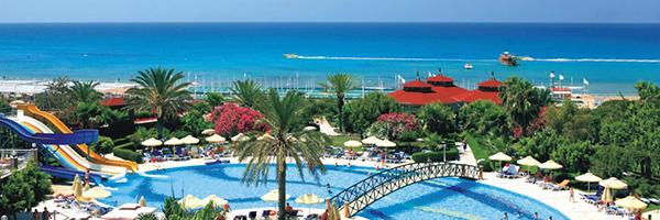 Et indtryk af Terrace Beach Resort