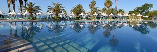 Een impressie van Turquoise Resort & Spa