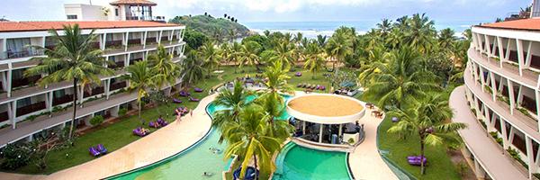 Een impressie van Eden Resort & Spa