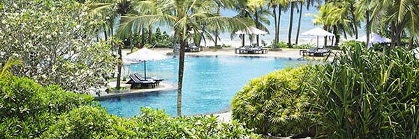 Een impressie van Taj Bentota Resort & Spa