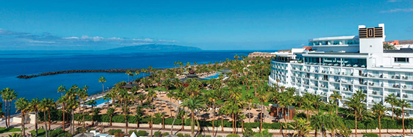 Een impressie van Riu Palace Tenerife