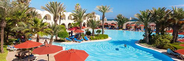 Een impressie van Sentido Djerba Beach