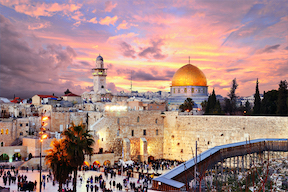 Vakantie Israël