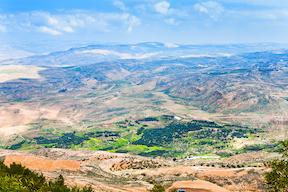 Vakantie Jordanië