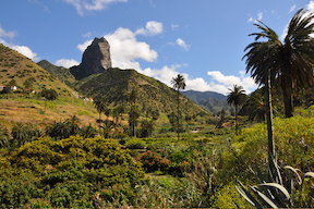 Vakantie La Gomera